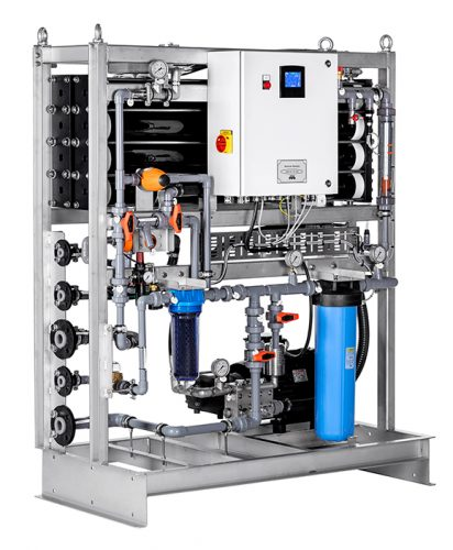 JOWA RO Reverse Osmosis is a water maker for marine market